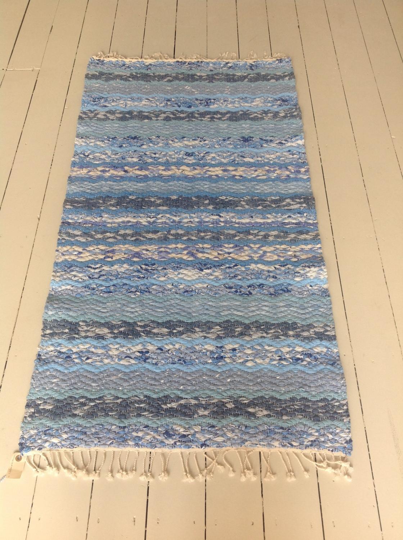 New handwoven Swedish rug