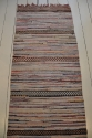 Handwoven Vintage Swedish Rug - picture 2