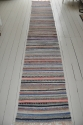 Swedish Vintage Handwoven Rug - picture 1