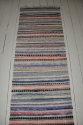 Swedish Vintage Handwoven Rug - picture 2