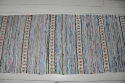 Swedish Vintage Handwoven Rug - picture 4