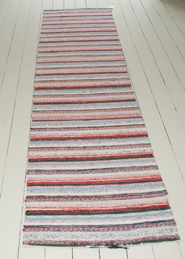 A lovely Swedish Handwoven Rug