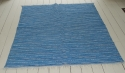 A large Plastic Handwoven Rug - Circa 1970 - picture 1