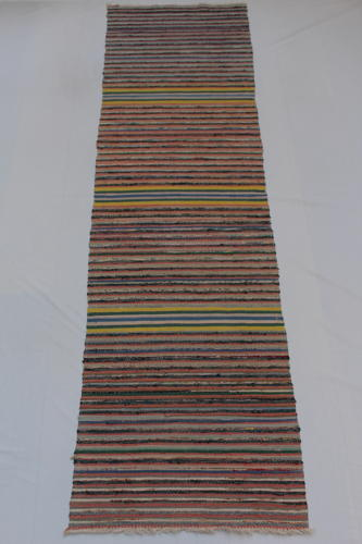 Swedish Retro Handwoven Rug